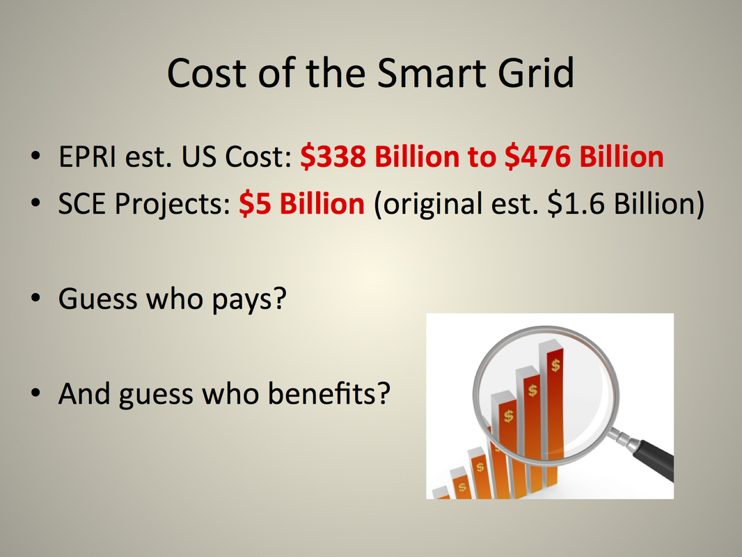 Cost of the Smart Grid