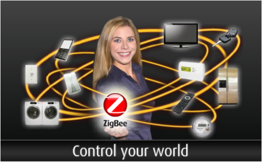 Zigbee Controls Your World