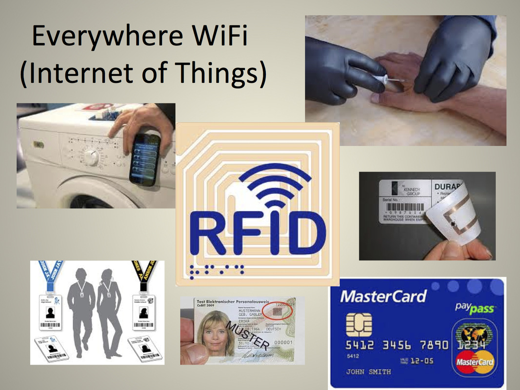 Internet of Things or Wifi Everywhere