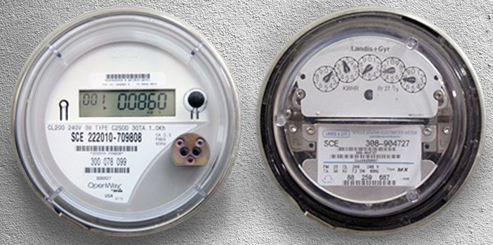 Analog Power Meter : Choose an analog meter stop oc smart meters