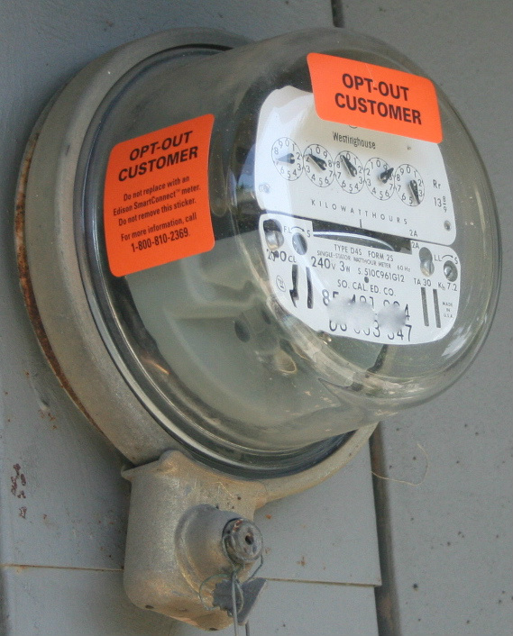 Smart Meter Opt Out Letter.Protect Your Analog Meter Stop Oc Smart Meters
