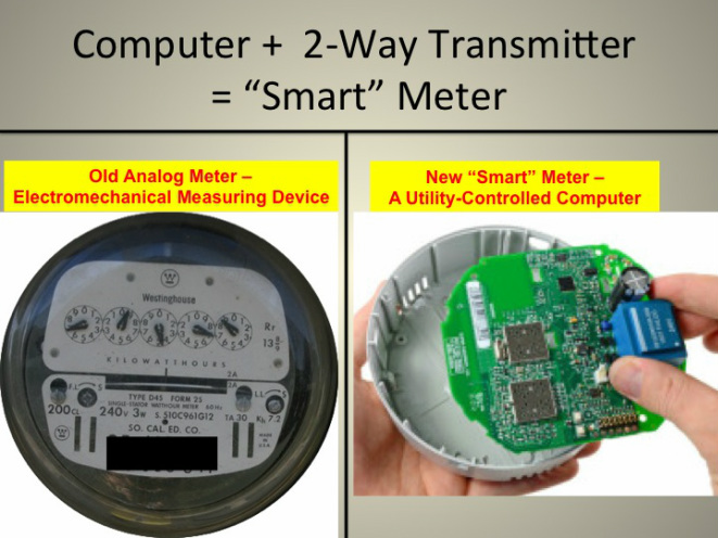 how to use a smart meter